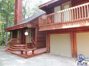 Cedar Front After